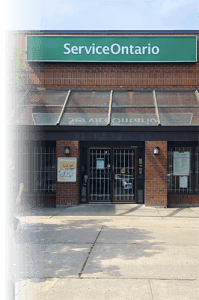 ServiceOontario Location